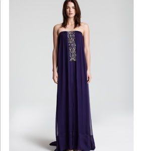"""BCBG """"EXENE"""" dress."""
